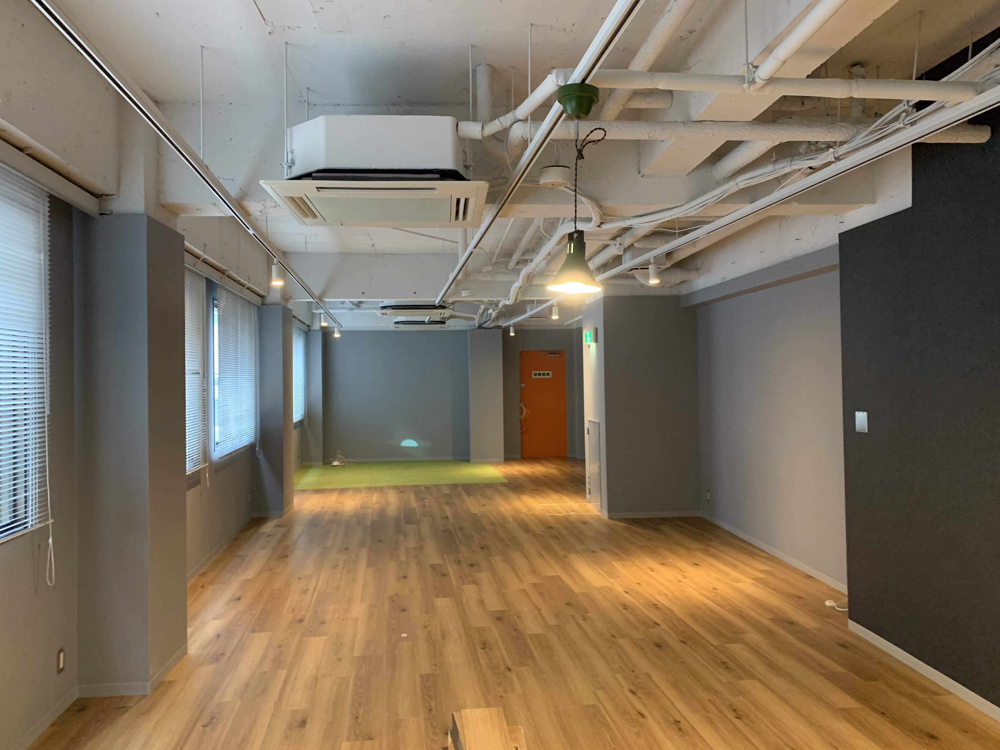 オフィス移転に伴う内装工事
